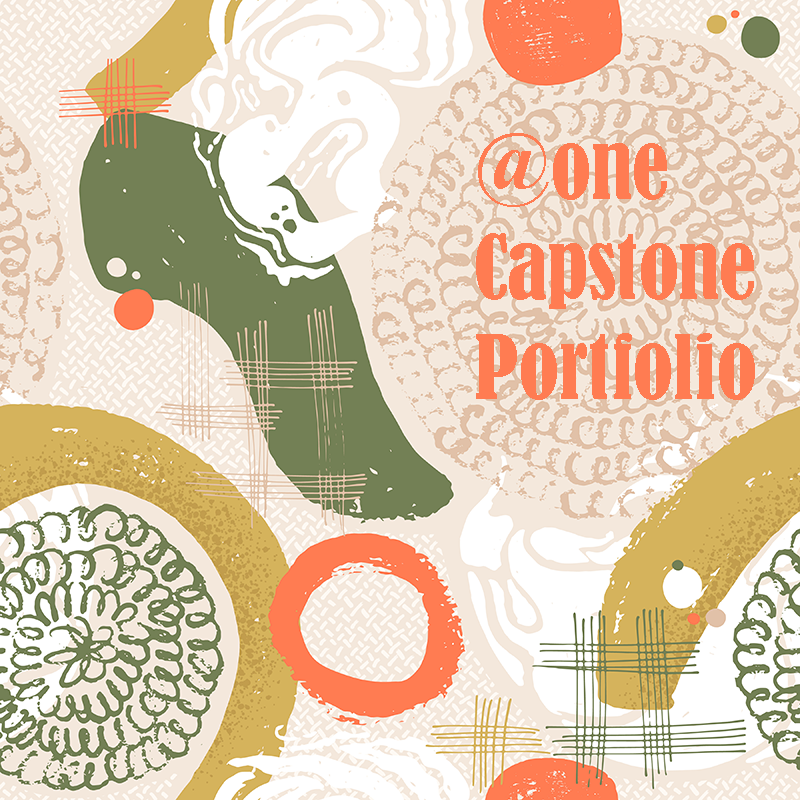 Post title image for @one Capstone Portfolio
